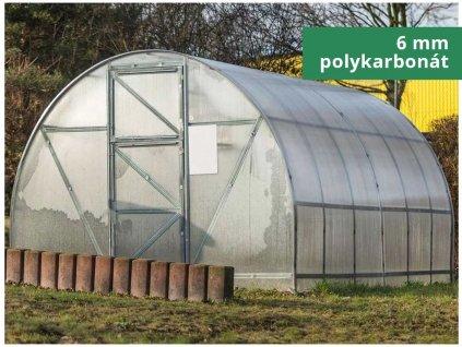skleník Gutta ATLAS 6 mm