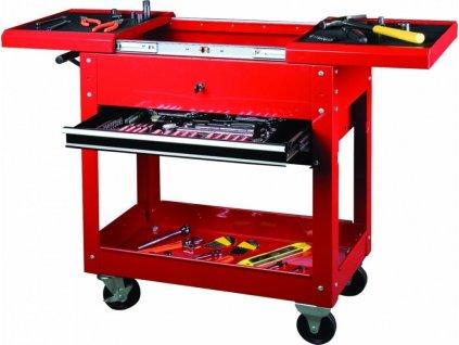 Pracovní stolek TORIN BIG RED pojízdný