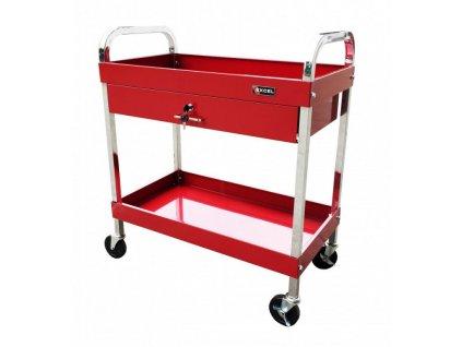 Dílenský vozík TORIN BIG RED s 1 zásuvkou (BR303D)