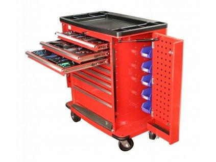 Profesionální dílenský vozík na nářadí TORIN BIG RED