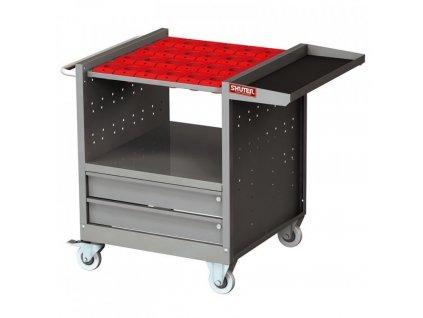 Pojízdný stolek SHUTER pro nástroje k CNC