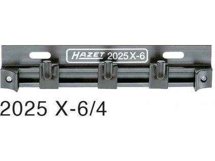 Vodící lišta s háky HAZET 2025X-6/4