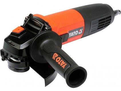 Bruska úhlová 850W, pr. do 125mm, 11000 ot/min - YT-82094 | Yato