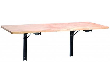 Sklopný pracovní stůl
