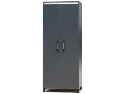 Dílenská skříň garážového systému s dvoukřídlými dveřmi ZS29018A 797x502x1870 + 80 (nožičky) mm | AHProfi