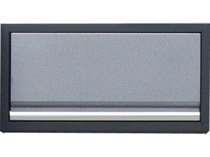 Celokovová závěsná skříňka PROFI s výklopnými dvířky 680x350x281 mm - WGB1326 | Torin BIG RED