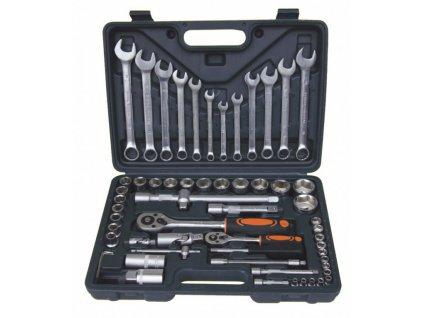"Gola sada s klíči 1/4"" a 1/2"", 61 ks - AH126101 | ZealoT Tools"