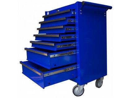 Modrý dílenský vozík na nářadí TORIN BIG RED