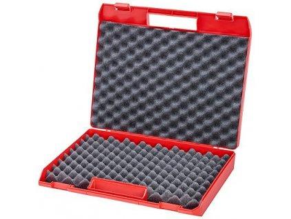 Box na nářadí, prázdný, pro elektromontáže  - 002115LE | Knipex