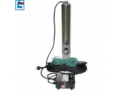 Ponorné čerpadlo GTT 900 pro hlubinné studny - GU94138 | Güde