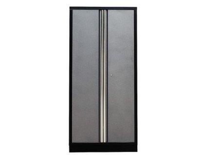 Celokovová široká dílenská skříň PROFI 915x458x2000 mm - TGB1336 | Torin BIG RED