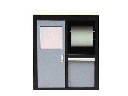 Celokovová dílenská skříňka PROFI 680x458x910 mm - TGC1301A | Torin BIG RED