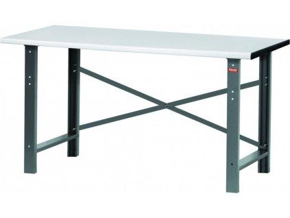Pracovní stůl SHUTER - ponk, nosnost 100 kg - WL5M   Shuter