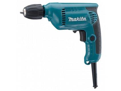 Lehká elektrická vrtačka Makita 450W s rychlosklíčidlem 1,5-10mm - 6413 | Makita