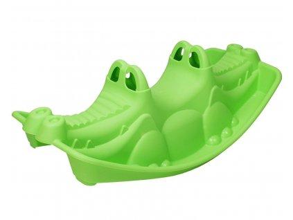 houpacka plastova krokodyl