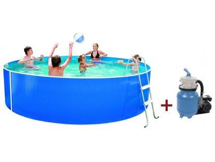 Bazén ORLANDO 3,66 x 0,91 m s pískovou filtraci ProStar 3