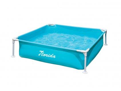 Bazén FLORIDA 1,22 x 1,22 x 0,3 m