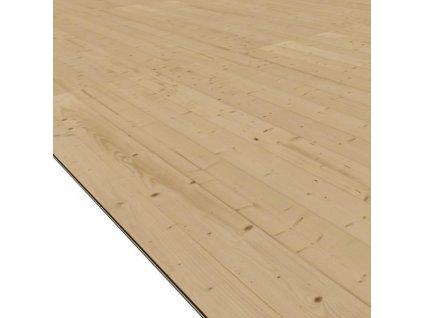 Dřevěná podlaha KARIBU AMBERG 4 / STOCKACH 4 (77902)