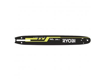 Lišta k řetězové pile RYOBI RCS3835T, 35 cm