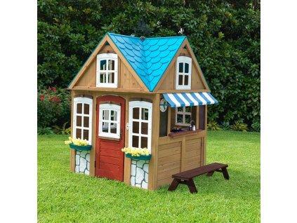 KidKraft Dřevěný domeček Seaside