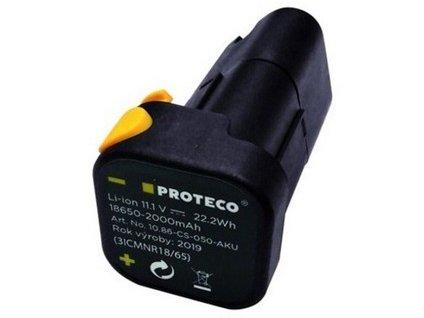 Akumulátor PROTECO 12V k čerpadlu CS-050-AKU