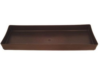 Miska pod truhlík 40 cm , HN
