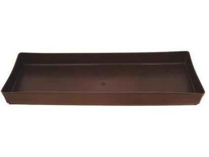 Miska pod truhlík 50 cm , HN