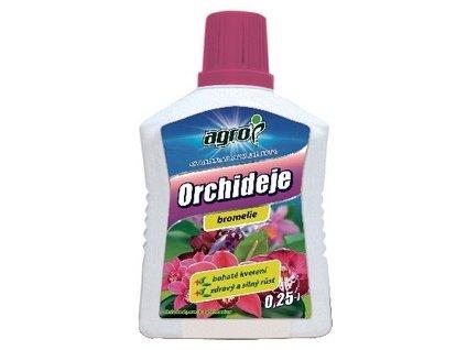 Kapalné hnojivo AGRO pro orchideje 0,25 l