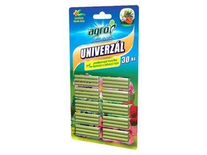 Univerzální tyčinkové hnojivo AGRO 30 ks