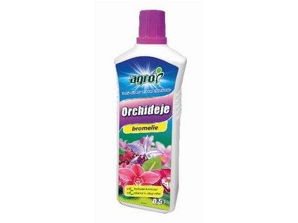 Kapalné hnojivo AGRO pro orchideje 0,5 l