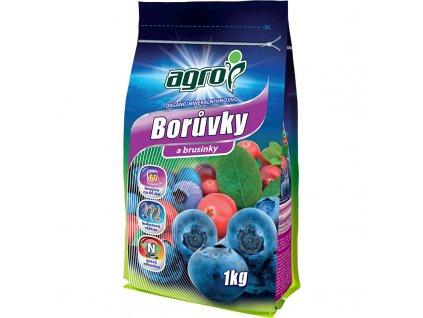3452162 organomineralni hnojivo agro boruvky a brusinky 1 kg