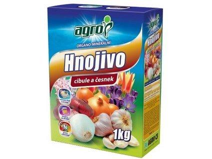 Organominerální hnojivo AGRO cibule a česnek 1 kg