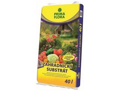 Substrát AGRO zahradnický PF 40l
