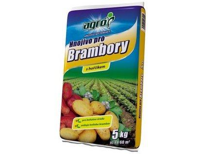 Hnojivo AGRO pro brambory 5 kg