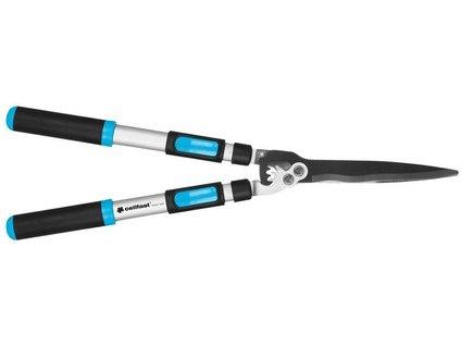 Nůžky na živý plot CELLFAST teleskopické IDEAL 62-80 cm