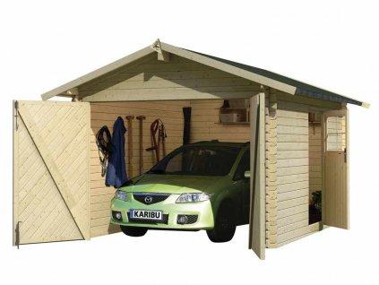 drevena garaz karibu 54133