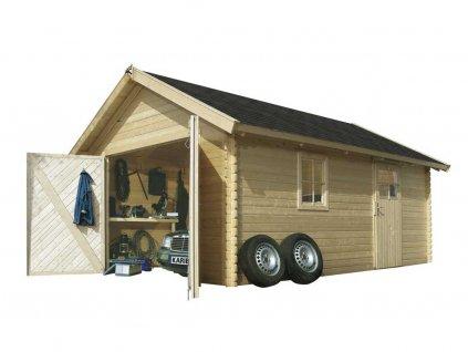 drevena garaz karibu 43545