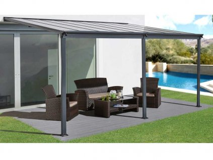 hlinikova pergola wall 53 antracit ciry pc