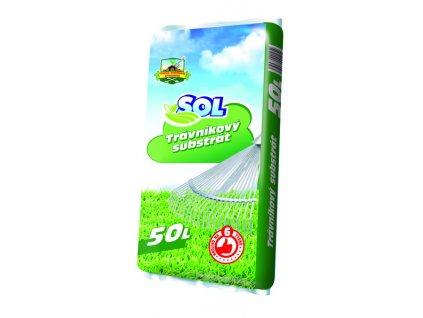 3452555 sol travnikovy substrat 50 l