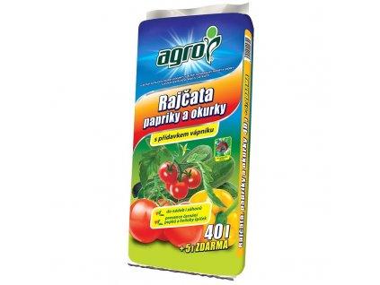 3452900 substrat agro pro rajcata papriky a okurky 40 5 l