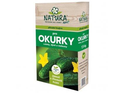 3452882 prirodni hnojivo natura pro okurky cukety a dyne 1 5 kg