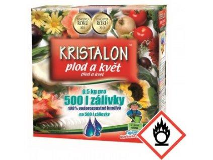 3452480 hnojivo agro kristalon plod a kvet 0 5 kg