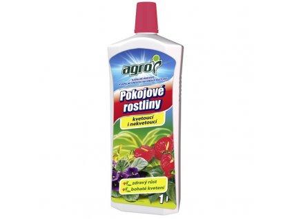 3452018 kapalne hnojivo agro pro pokojove rostliny 1 l