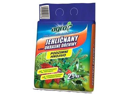 3452642 podzimni hnojivo agro pro jehlicnany 2 5 kg