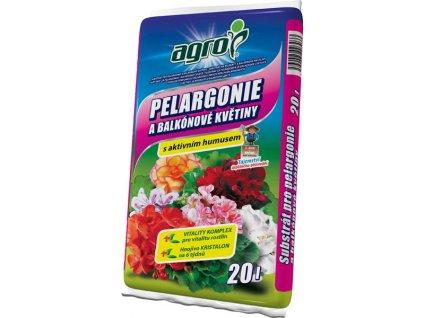 3452108 substrat agro pro pelargonie 20 l