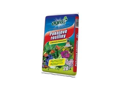 3452111 substrat agro pro pokojove rostliny 20 l