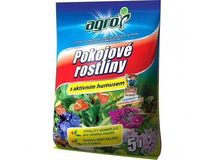 3451697 substrat agro pro pokojove rostliny 5 l