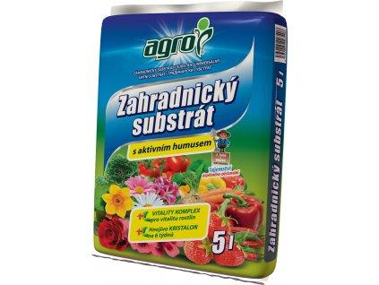 3451706 zahradnicky substrat agro 5 l