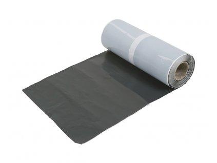 Střešní ALU-bitumen krytina 1 x 5 m, stříbrná