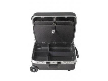Kufr na nářadí na kolečkách AHProfi ABS, 510 x 400 x 240 mm